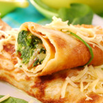 EASY PEASY WHOLE WHEAT VEGETABLE GARDEN CREPES