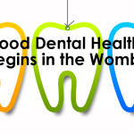 Good Dental Health Actually Begins in The Womb