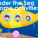 Montessori-Inspired At-Home Activities for momstown's 'Under The Sea' Theme