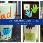 20 Homemade Father's Day Craft Ideas