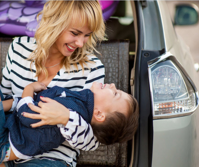 7 tips for travelling with your infant